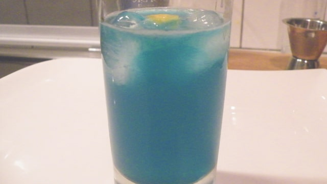 Blue Langoon