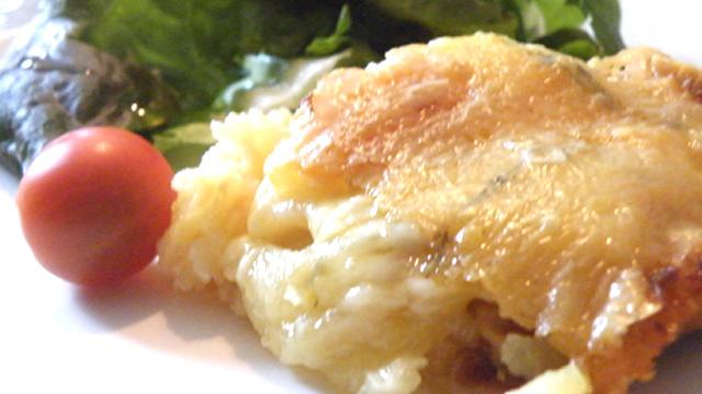 gratin de pomme de terre au Morbier 12 Terminer