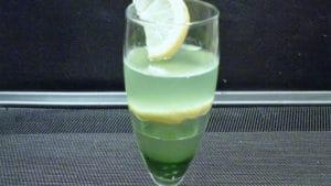 Recette de Kiwizz Cocktail