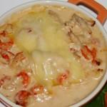 Cassolette de cuisse de grenouilles