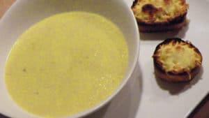 Recette de Soupe de maïs