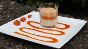 Recette de Panna cotta au beurre salé