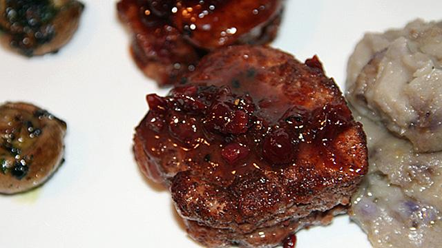 Filet-mignon-de-porc-aux-airelles Terminer