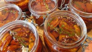 Recette de Tomate séchée
