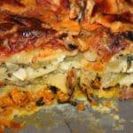 Lasagnes de légumes Terminer