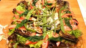 Recette de Salade Sicilienne