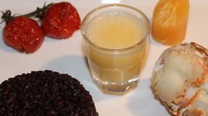Recette de Beurre citroné