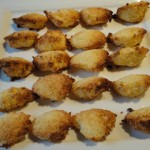 Rocher noix de coco Terminer
