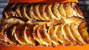 Recette de Tarte sablée aux pommes