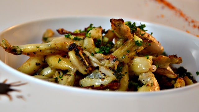Cuisses de grenouilles en persillade - Comment cuisiner des cuisses de grenouilles surgelees ...