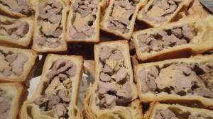 Recette de Mini pâté en croute au foie gras