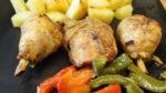 Tajine de poulet et pomme de terre