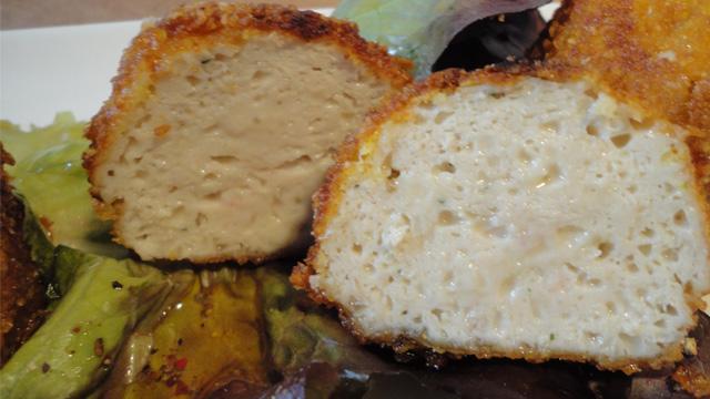 Nuggets de poulet Terminer