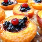 Tarte-aux-abricots-et-grose