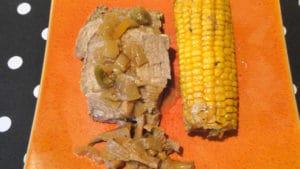 Recette de Roti de porc aux girolles
