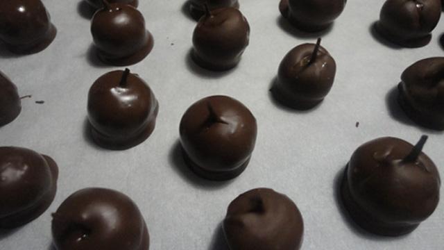 Griottes-au-chocolat