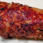 Foie gras poele aux poires Terminer