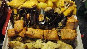 Recette de Choucroute de la mer