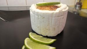 Recette de Mousse citron vert