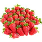 Charlotte-aux-fraises-Rincer les fraises