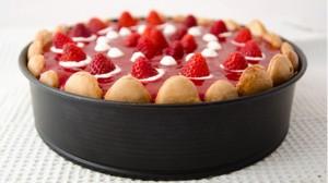 Recette de Charlotte aux fraises