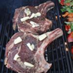 Cote-de-boeuf-au-barbecue-Cuire au barbecue