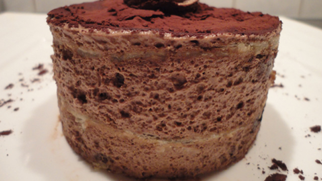 Feuilleté au chocolat 12 teminer