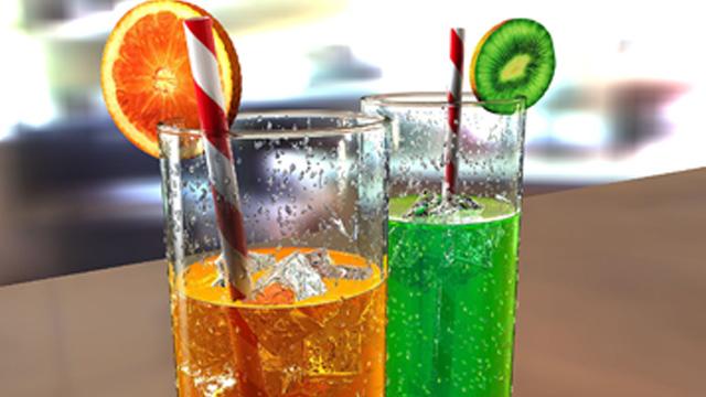 Image Boisson Alcoolisee : Les calories des Boissons non alcoolis?es, les calories du coca cola