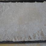 Pizza-au-saumon-Etaler la pate