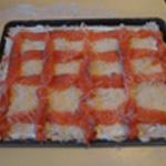 Pizza-au-saumon-pret à cuire