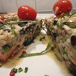 Risotto-au-saumon-Assiette