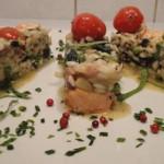 Risotto-au-saumon- Terminer