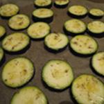 Brochette-de-legumes-Couper les Courgettes
