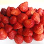 Liqueur-de-fraises-Les fraises