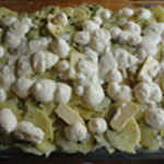 Parmentier-de-grenouille-Crème épaisse