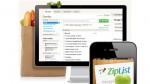 Ziplist : une liste de courses intelligente