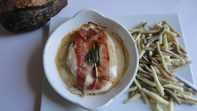 Saltimbocca-de-poulet