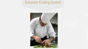 Présentation du computer cooking contest