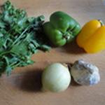 Brochettes-viande- Les ingrédients