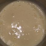 Clafoutis-aux-abricots-Blanchir les oeufs