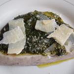 Espadon-au-barbecue-Pesto D'estragon