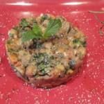 Salade-de-pois-chiche-Terminer
