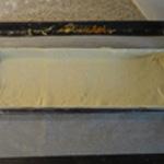 Tarte-au-chorizo- Etaler la pate