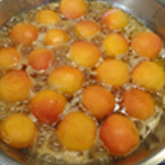 Tatin-abricot-Cuire les abricots