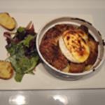 Andouillette-au-chaource-Sur assiette