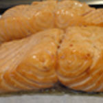 Apéritif-au-saumon-Le saumon