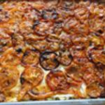 Lasagnes-légumes-Cuire