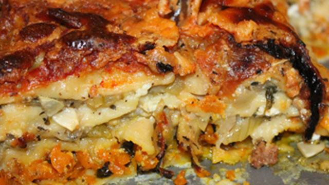 Lasagnes-légumes-Terminer