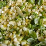 Lasagnes-légumes-Cuire les courgettes