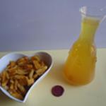 Liqueur-abricot-A déguster